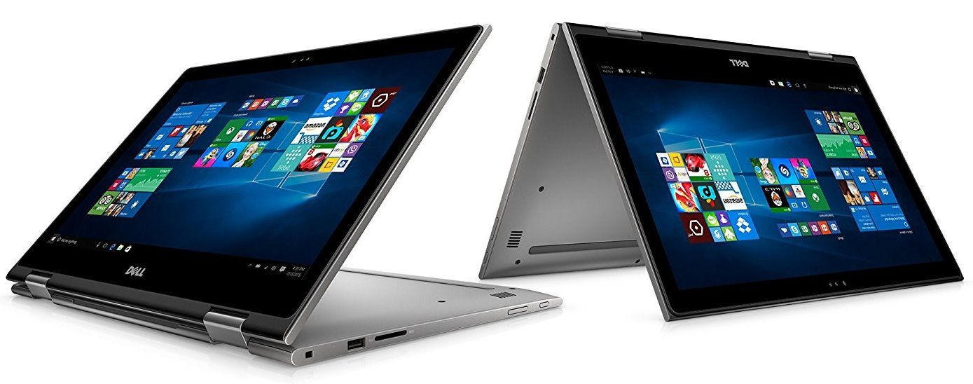 Notebook Dell Inspiron 5578 2-1 I7-7500U|1Tb|8Gb|15|Touch|W10Pro|Cinza