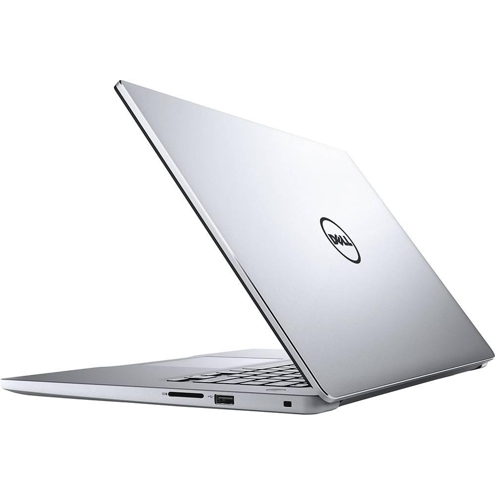 Notebook Dell Inspiron 7560 I7 7500U 2.7Ghz|1Tb+Ssd128 |16Gb |15 |Ubuntu |Prata