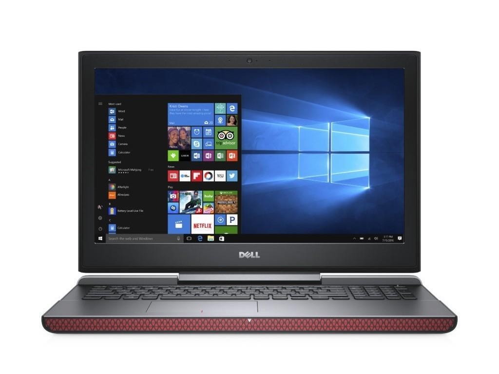 Notebook Dell Inspiron 7567 I7 7700Hq 2.8Ghz |8Gb |1Tb+8Gb |Gtx1050Ti4Gb |15 |W10H |Us