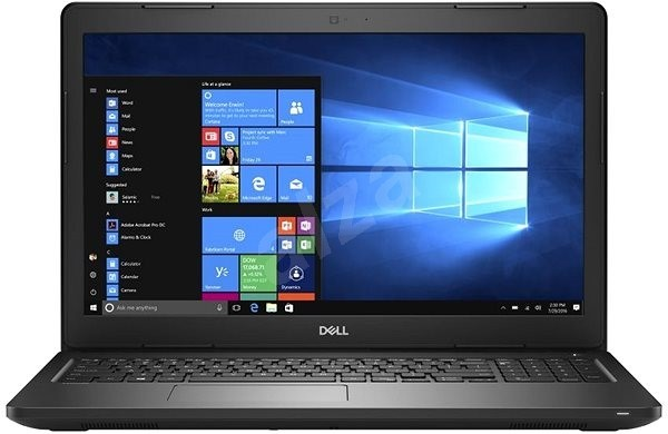Notebook Dell Latitude 3480 Core I7-7500U 2.7Ghz | 500Gb | 4Gb | Tela 14 | Win 7 Pro Preto
