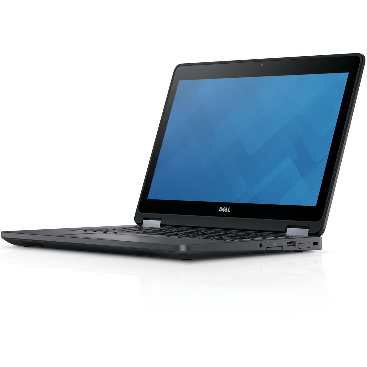 Nb Dell Latitude 5270 I5-6300U 2.4Ghz|Hd500Gb|4Gb|12|Win10 Pro|Preto