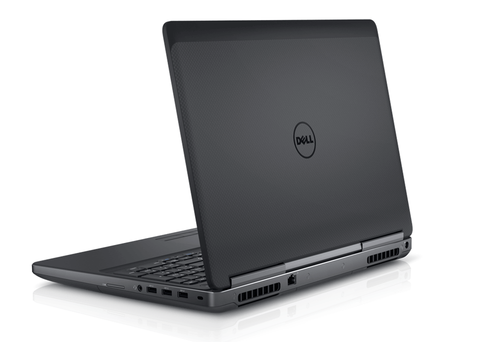 Nb Dell Precision 7510 Core I7-6820Hq 2.7Ghz/500Gb/16Gb/15,6/Q M2000M/Win10 Pro
