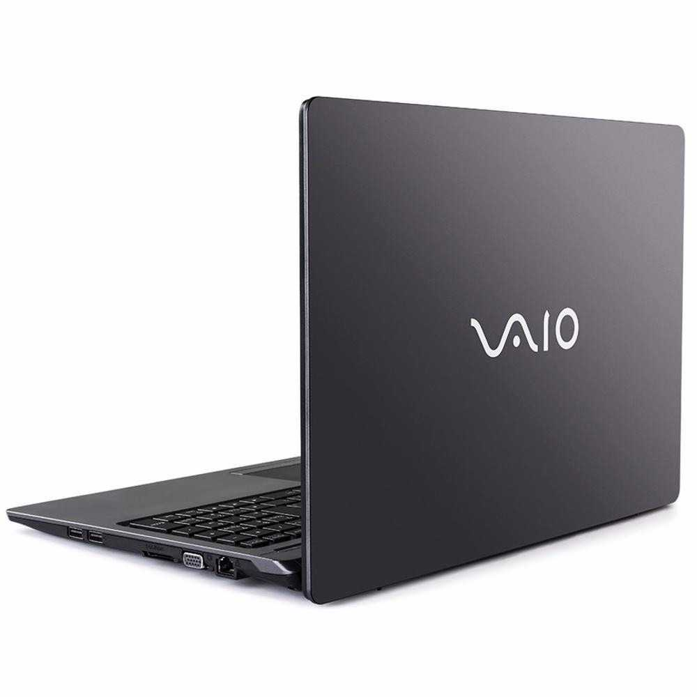 Notebook Vaio Fit 15S I3-6006U|1Tb|4Gb|15,6 Led|Win10Home