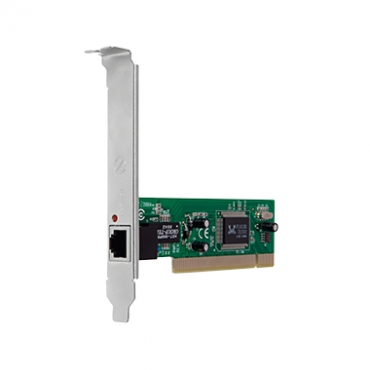 Placa De Rede Pci 10| 100 Intelbras Pef132