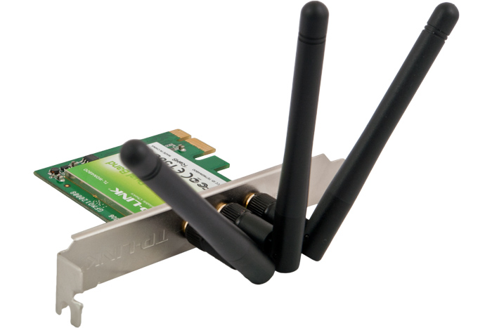 Placa De Rede Pci-E Wireless 450Mbps Tp-Link Tl-Wdn4800