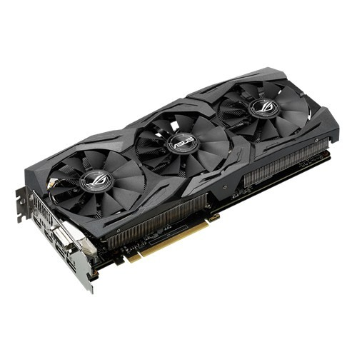 Placa De Vídeo Gtx1080 8Gb Strix Gaming Asus Ddr6