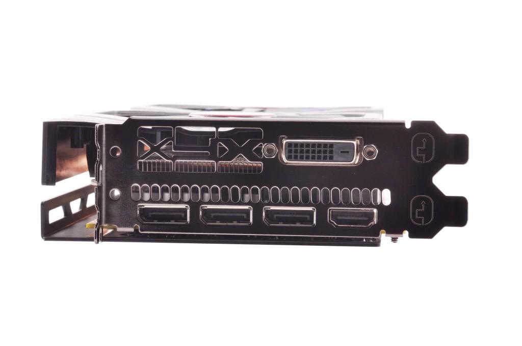 Placa De Vídeo Rx 580 8Gb Oc+ Gts Xxx Edition Ddr5 1386Mhz Xfx