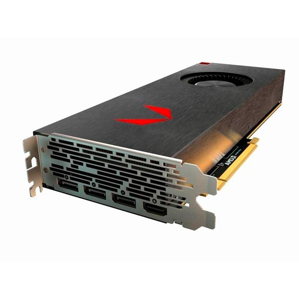 Placa De Vídeo Rx Vega 64 Radeon Hbm2 8Gb Liquid Cooled Xfx