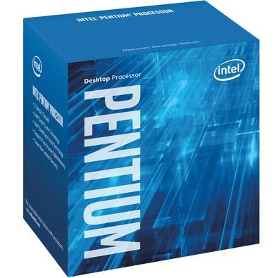 Processador Intel 1151 Pinos Pentium  G4400 3.3Ghz 3Mb