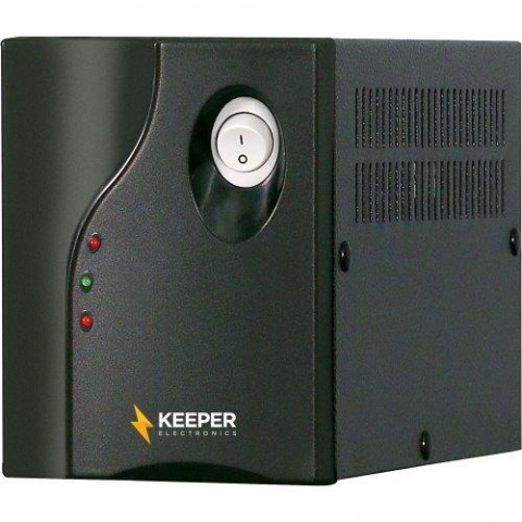 Protetor Eletronico Keeper 1050Va Bivolt Automatico