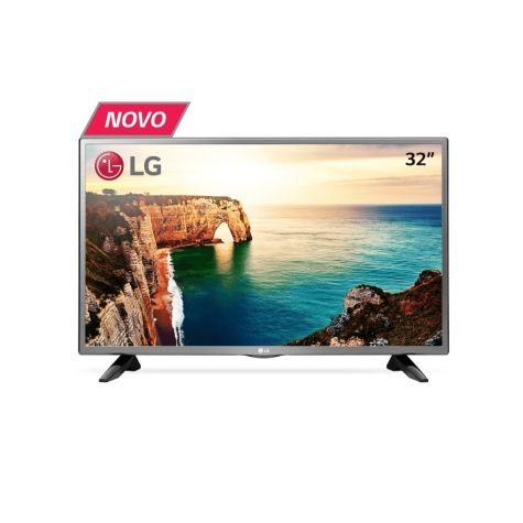 Smart Tv Led 32 Lg Hd Lj600B Webos 3.5 1X Usb|2X Hdmi