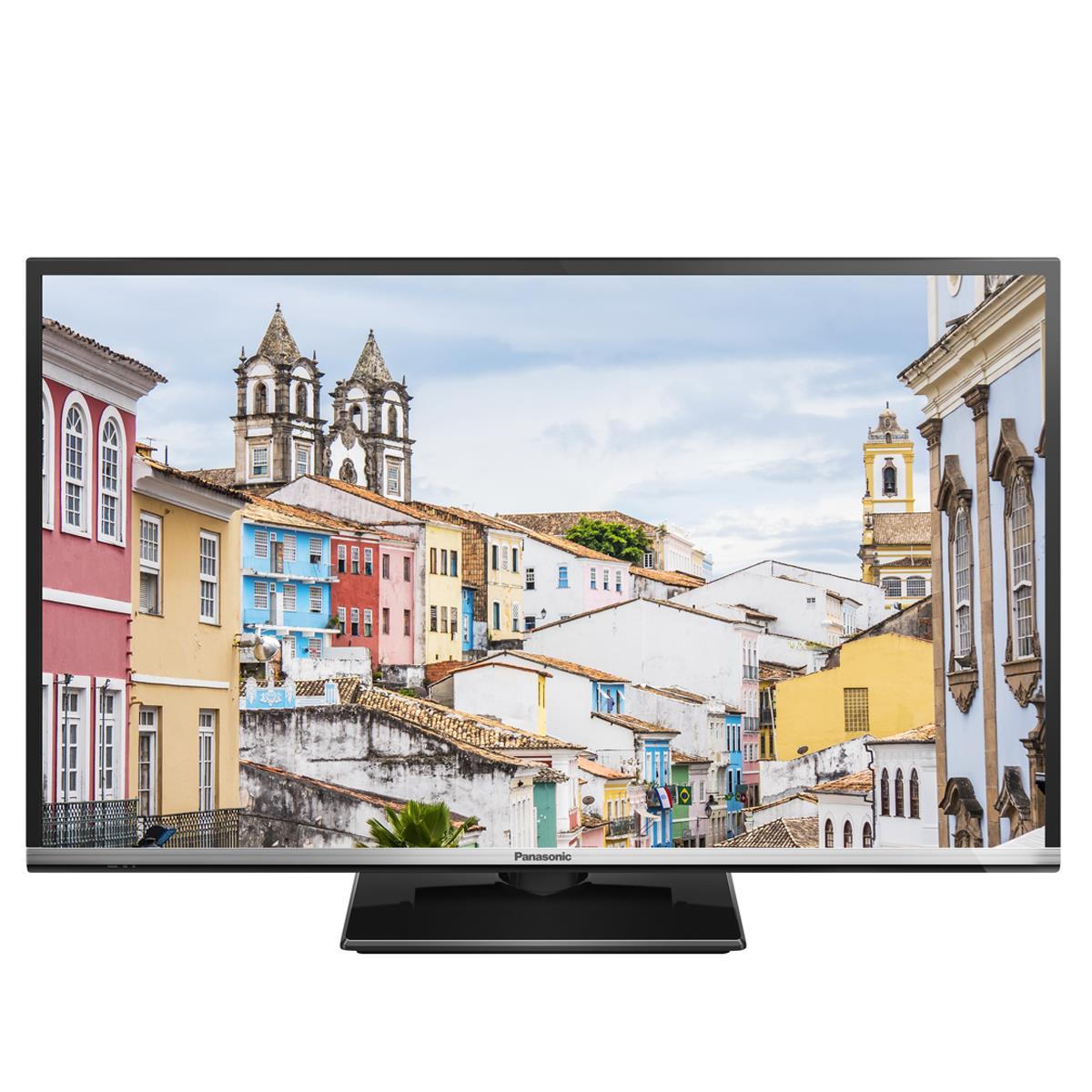 Smart Tv Led 32 Panasonic  -  Hdmi | Usb | Rede -  Tc-32Ds600B