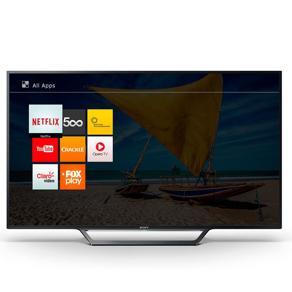 Smart Tv Led 32 Sony Hd 32W655D 2X Hdmi|2X Usb