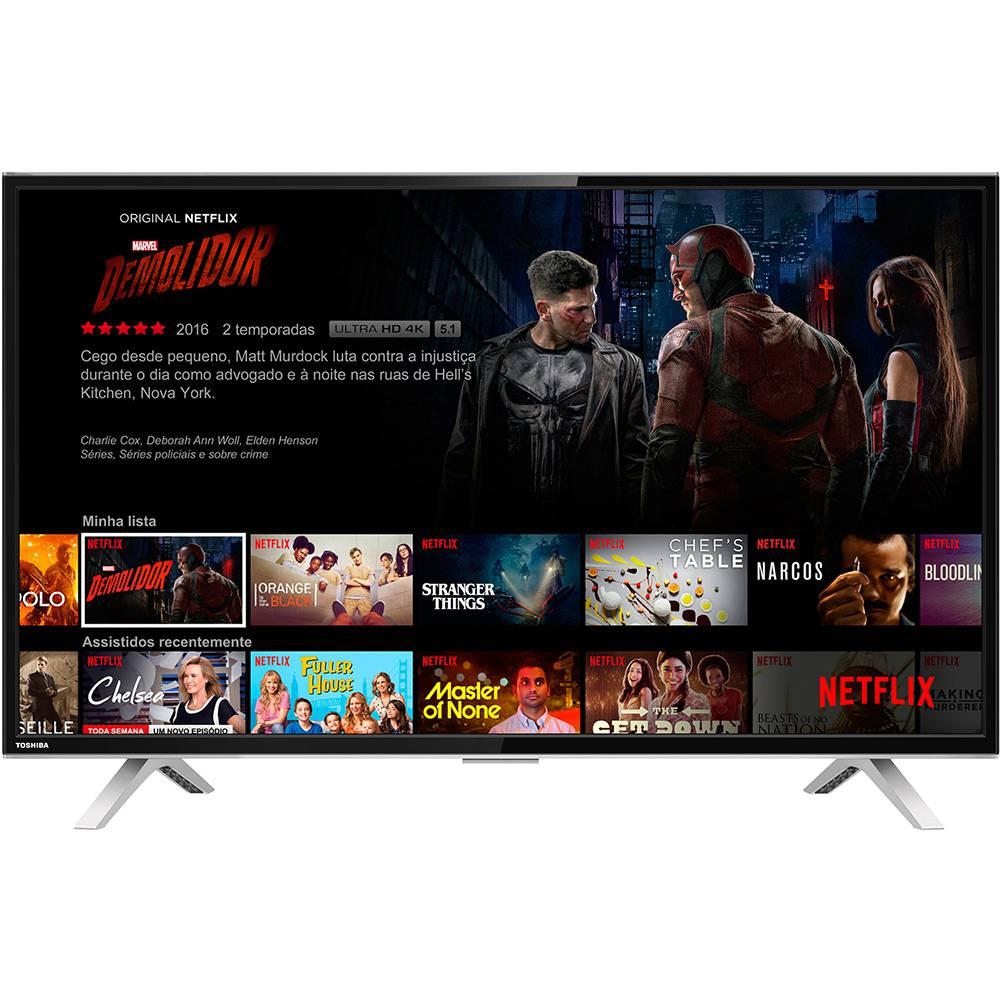 Smart Tv Led 40 Semp Toshiba 40L2600 Full Hd|Hdmi|Usb 60Hz