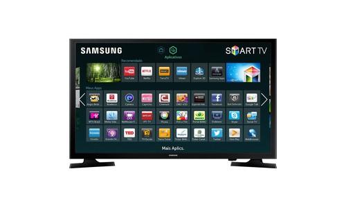 Tv Led 43 Smart Samsung Un43J5200 Full Hd 2 Hdmi