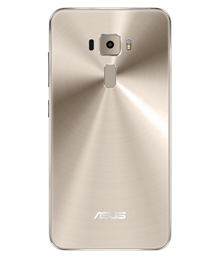 Celular Zenfone 3 Android 6.0 32Gb 5.2 Dourado Asus - Ze520Kl