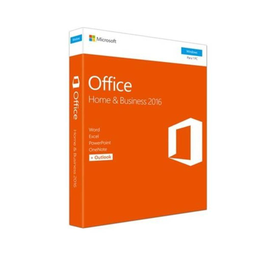 Soft Office 2016 Home And Business Fpp