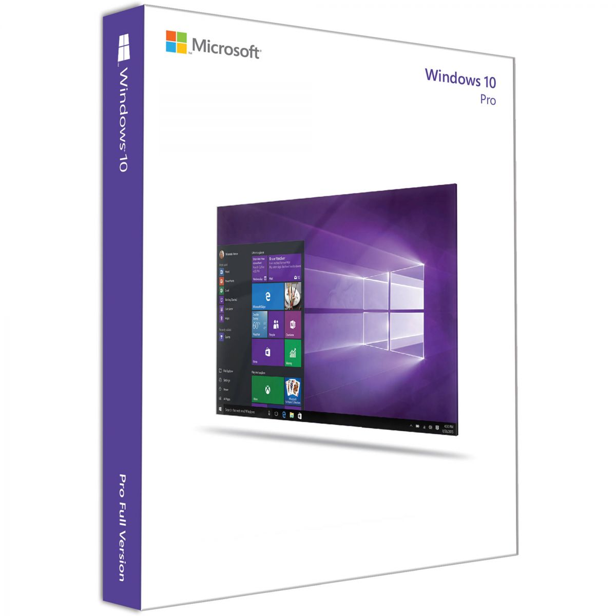 Soft Windows 10 Professional 32|64Bits Oem