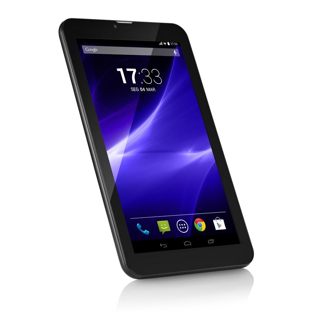 Tablet Multilaser Nb247 M9-3G Qc 8Gb|1Gb|3G|9 Preto