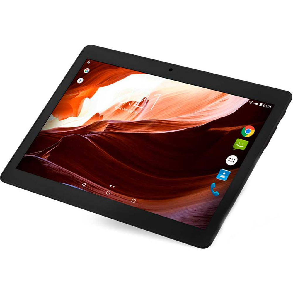Tablet Multilaser Nb253 M10A Qc|16Gb|3G|2Gb|10 Hd Ips Preto