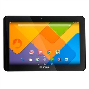 Tablet Positivo T1075 Qc|2Gbram|32Gb|10.1|4G|Preto