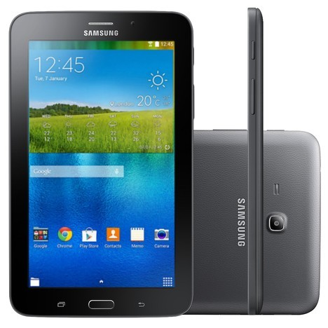 Tablet Samsung Galaxy Tab E Sm-T113Nu 8Gb/7/Wifi/Preto