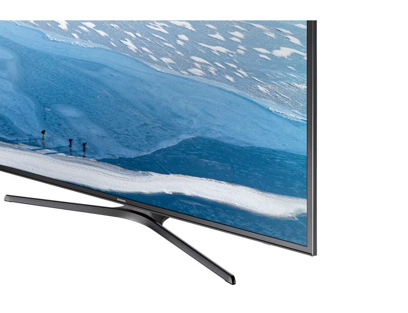 Smart Tv Led 4K 40 Samsung Un40Ku6000G Hdmi|Usb|Wifi