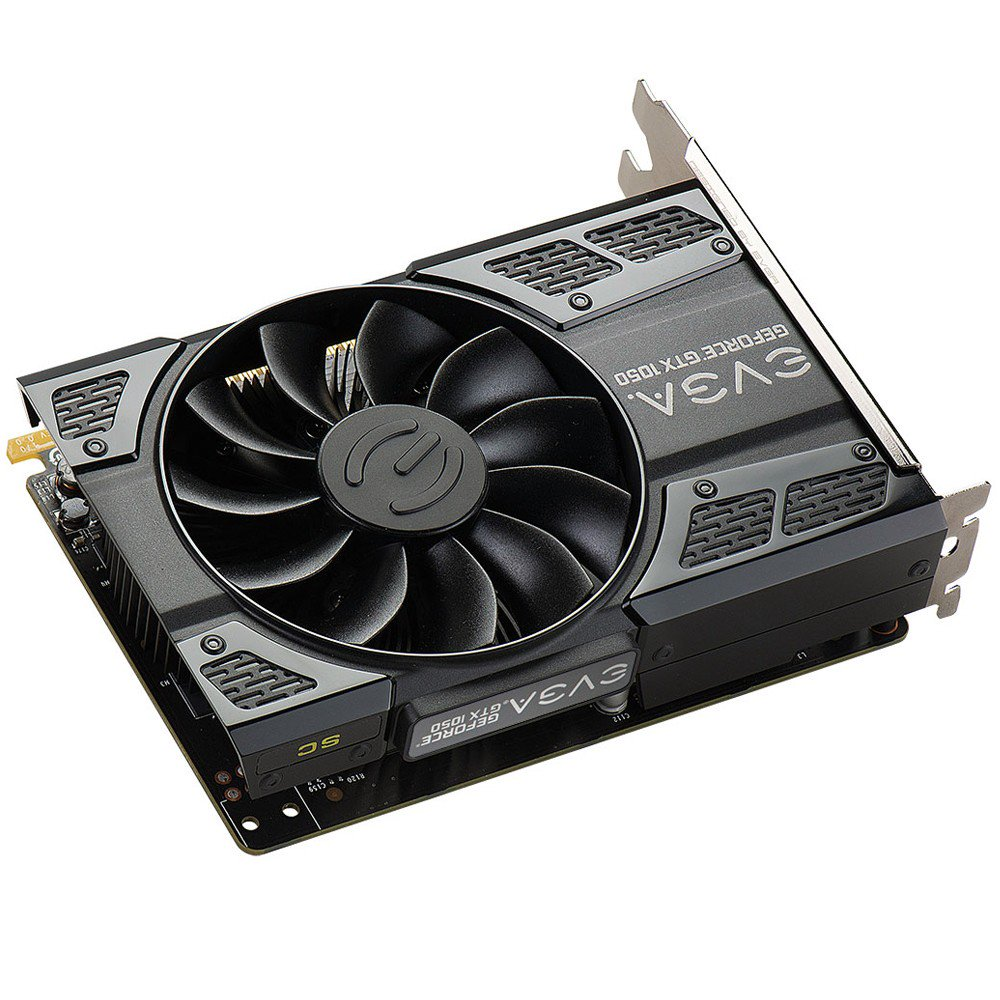 Vga Pci-E 2Gb Ddr5 Evga Gtx 1050 128Bits