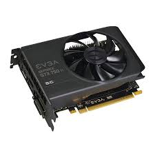 Vga Pci-E 2Gb Evga Geforce Gtx750 Ti - 128Bits