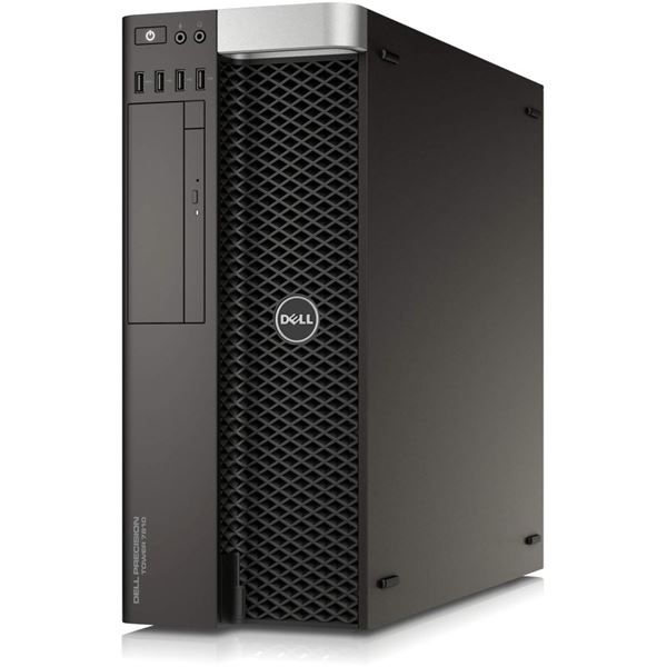 Workstation Dell Precision T5810 Xeon E5-1650 V4 |Ram 16Gb|Hd500Gb |Dvd| Rw |Vídeo Quadro M2000