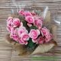 Begônia cor-de-rosa no cachepô 06100825