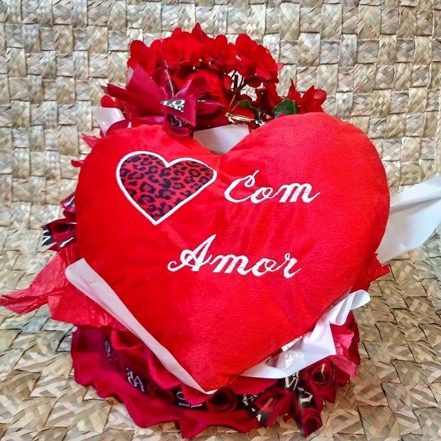 Cesta Com Amor