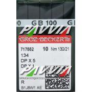 Agulha 134 R ou DPx5 R 130/21 GROZ-BECKERT Caixa com 100 unidades