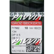 Agulha 134 R ou DPx5 R 160/23 GROZ-BECKERT   Pacote com 10 unidades