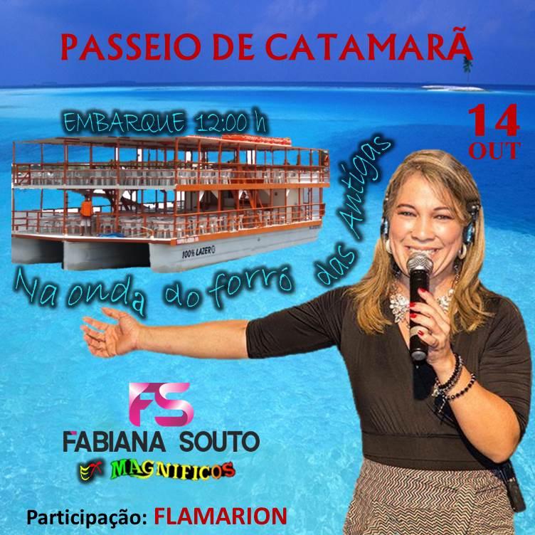 Forró das Antigas com Fabiana Souto (Ingresso Individual)