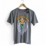 Camiseta Vintage Aquaman DC Comics