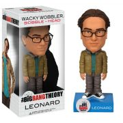 Leonard - The Big Bang Theory Funko Wacky Wobbler