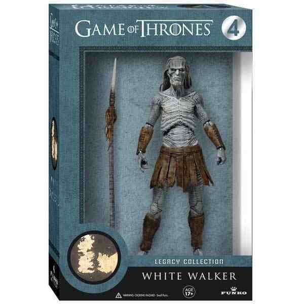 Boneco White Walker do Game Of Thrones