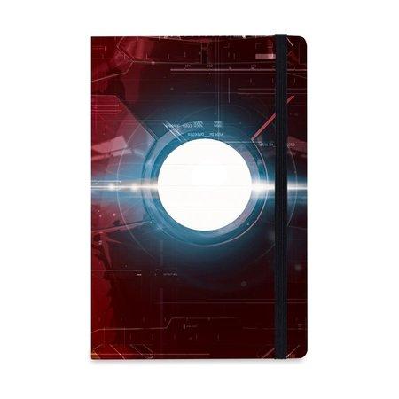 Caderno de Nota Homem de Ferro Vingadores A Era de Ultron