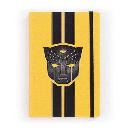Caderno de Notas Bumblebee Camaro Transformers