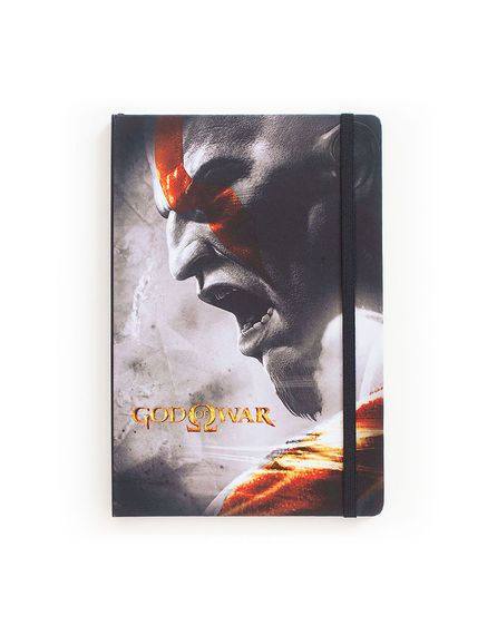 Caderno de Notas God of War