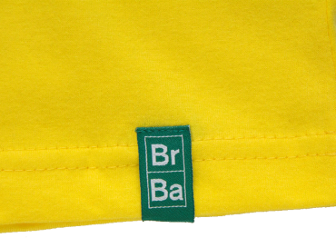 Camiseta  Breaking Bad Mascára