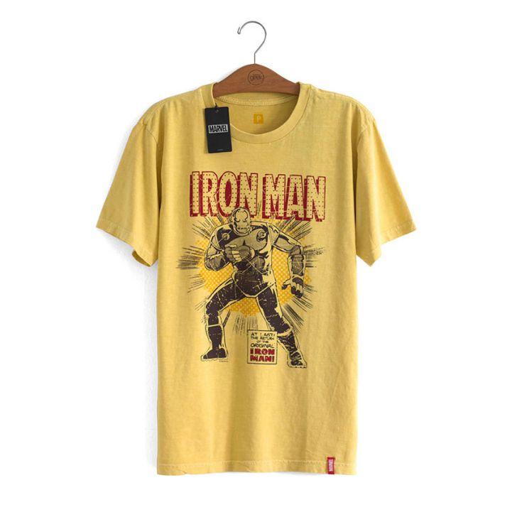 Camiseta Homem de Ferro Original