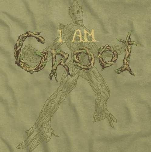 Camiseta I am Groot
