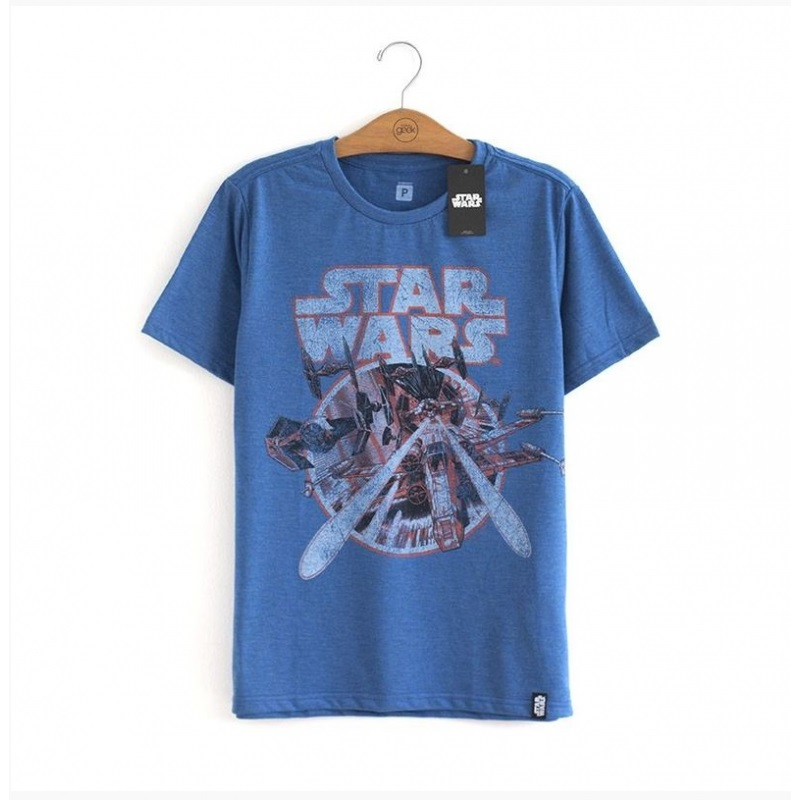 Camiseta Star Wars Space Battle