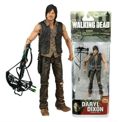 Daryl Dixon - The Walking Dead - Mcfarlane