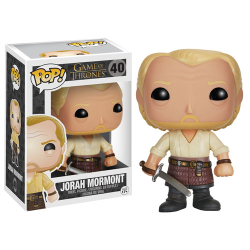 Game of Thrones  - Jorah Mormont