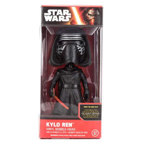 KYLO REN Star Wars Funko Wacky Wobbler