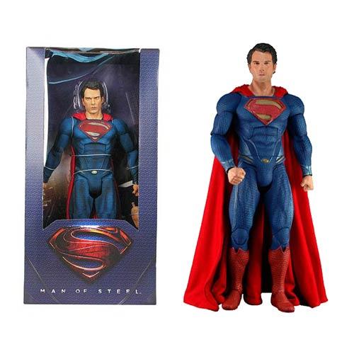 Superman - Man of Steel Homem de Aço - NECA