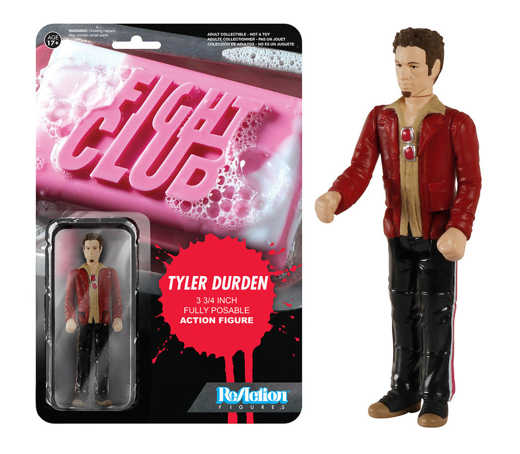 Tyler Durden Fight Club Clube Da Luta Reaction